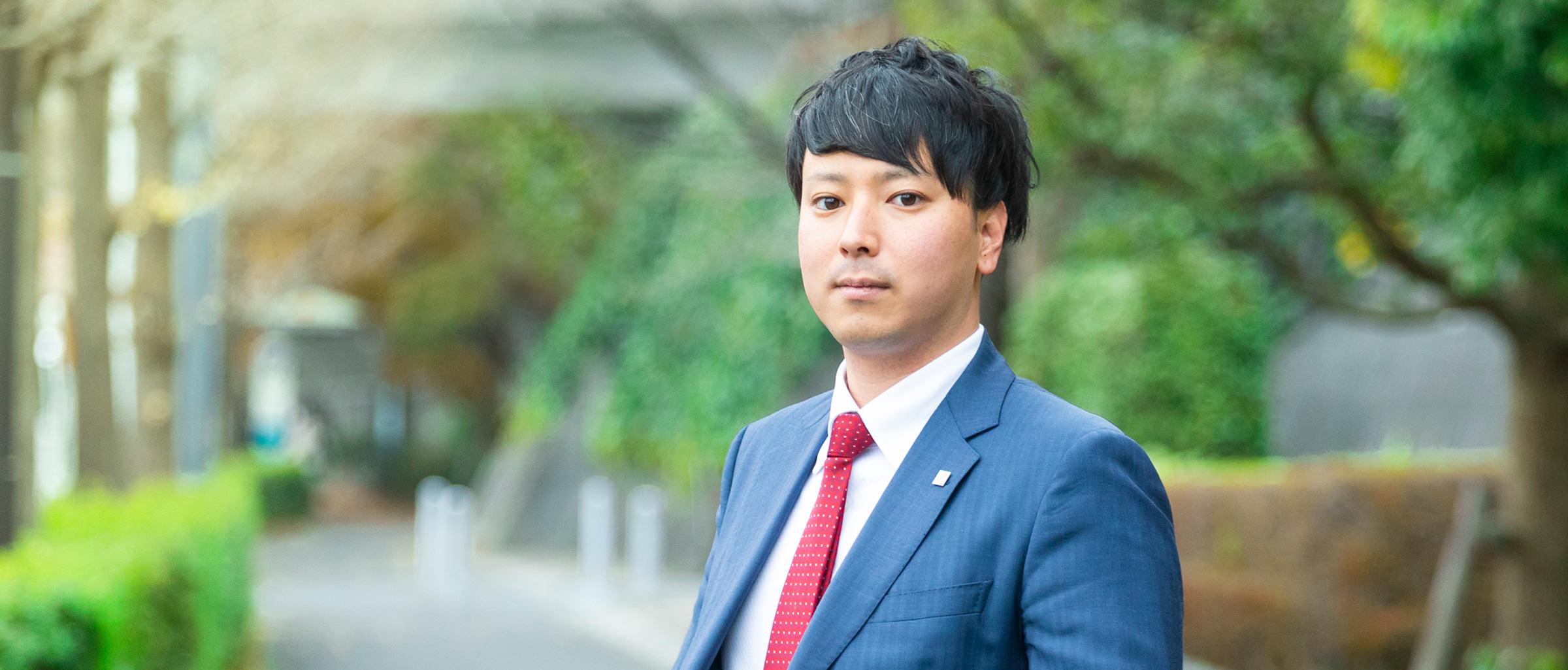 横浜営業所 営業一課 2013年 新卒入社