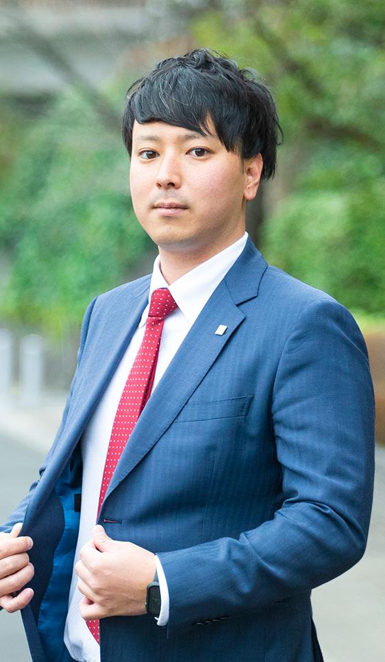 営業(2013年新卒入社)